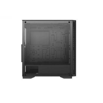 DEEPCOOL MATREXX 50 ADD-RGB 4F Mid-Tower Case, 4x120mm, ADD-RGB Fans, Tempered Glass, Motherboard SYNC Control | DP-ATX-MATREXX50-AR-4F-NE