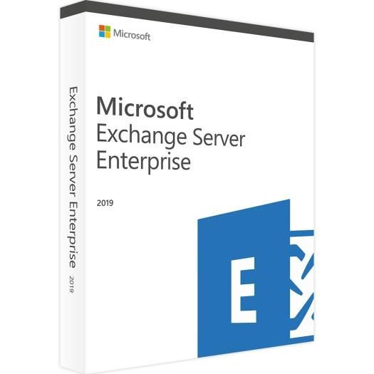 Microsoft 395-04604 Exchange 2019 Enterprise Open Business Software Licensing, 1 Server, Single Language, PC Platform Supported (Windows OS)   395-04604