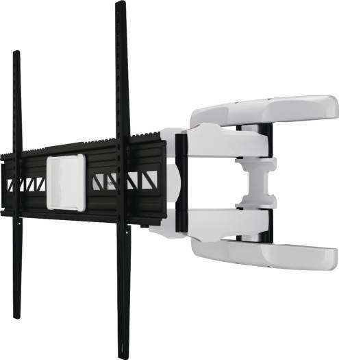 "Hama Fullmotion TV Wall Bracket, 5 Stars, 229 cm (90"") | 118626"