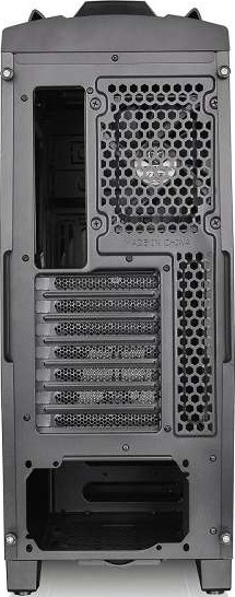Thermaltake Versa N24 Black ATX Mid Tower Gaming Computer Case Chassis with Powe