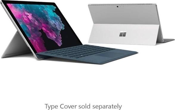 Microsoft Surface Pro 6 Intel Intel Core I5 8250u 8gb Ram