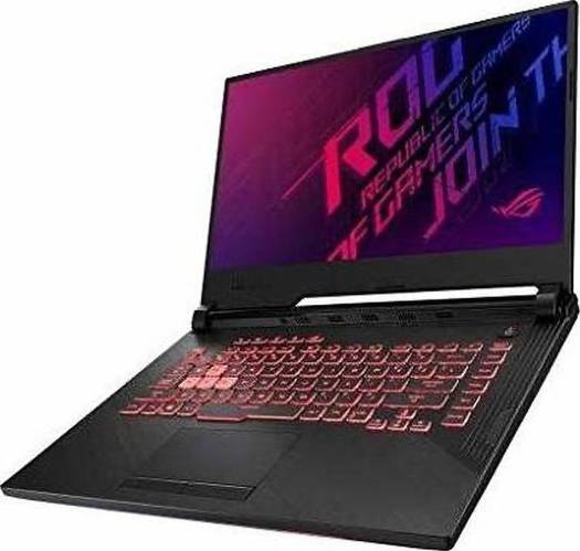 Asus ROG Strix G G531GV-AL172T Gaming Laptop – Core i7 2.6GHz 16GB 1TB, 6GB RTX2060 Win10 15.6inch FHD Black | AL172T