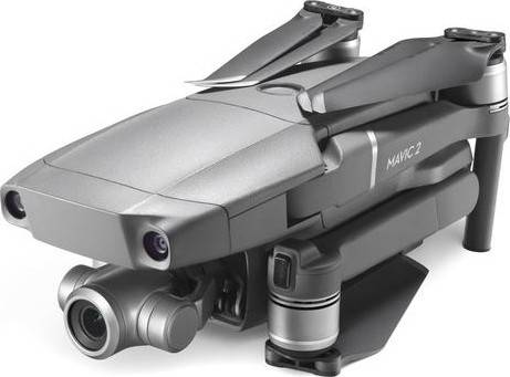 """DJI Mavic 2 Zoom with Smart Controller, 24-48mm 2x Optical Zoom + Dolly Zoom, 48MP Resolution, Up to 31 Minutes of Flight Time, 12MP 1/2.3"""" Sensor, Top Speed of 44.7 mph Drone 
