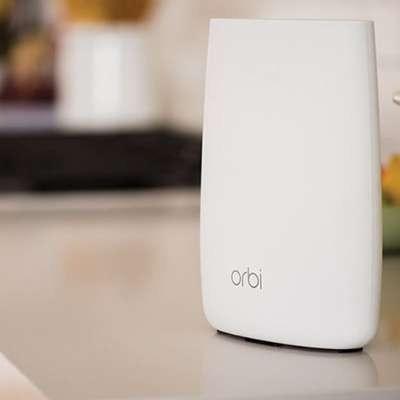 Netgear Rbk50 100nas Orbi Wireless Router Ac3000 Tri Band