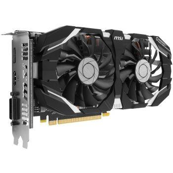MSI GeForce GTX 1650 VENTUS XS 4G OC,1740Mhz Core Clock DDR5, 128-bit, Output: DisplayPort x 1 (v1.4) / HDMI 2.0bx 1 / DL-DVI-D x 1   912-V809-3060