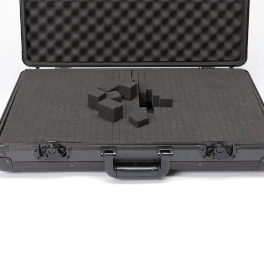 Magma Carry Lite DJ Case XL Plus, Inner measures: 37 x 60 x 11 cm, Black | 41101 - CarryLite XL Plus