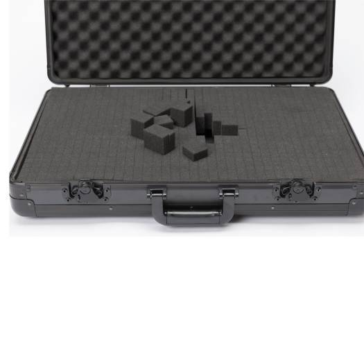 Magma Carry Lite DJ-Case XXL Plus, Inner measures 46.5 x 77 x 11 cm,  Black | 41102 - CarryLite XXL Plus