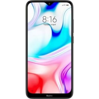 Xiaomi Mi 8 Dual Sim Mobile Phone, 64GB, 4GB RAM, 4G LTE - Black   N19508618A