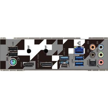 ASRock Intel Z590 Steel Legend - Intel Z590 Chipset, LGA 1200, Max. 128GB DDR4, PCIe 4.0, SATA3, 3x M.2, 2.5GbE, USB 3.2 Gen2 A+C, ATX Motherboard | 90-MXBEQ0-A0UAYZ